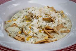 Chilaquiles Gourmet