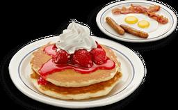 Pancakes Rooty Tooty Fresh 'N Fruity