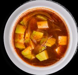 Sopa de Jitomate