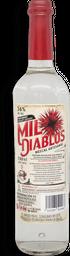 Mezcal Mil Diablos Joven Botella 700 mL