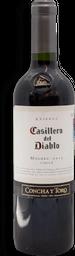 Vino Tinto Casillero Del Diablo Malbec 750 mL