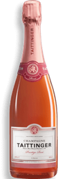 Champagne Taittinger Prestige Rose Brut Botella 750 mL