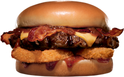 Western Bacon Thickburger