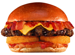Western Bacon Thickburger®