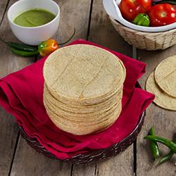 Tortilla Taquera De Maiz