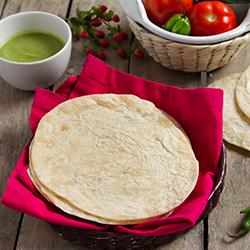 Tortilla De Harina Blanca Bolsa