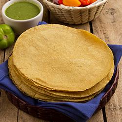 Tortilla Hecha A Mano Docena