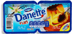 Flan Danette Vainilla 200 g