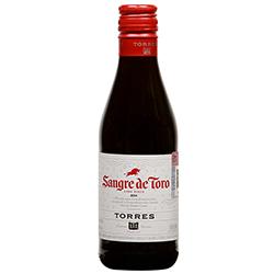 Vino Tinto Sangre De Toro Torres 187 ml