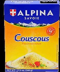 Couscous Alpina Savoie Precocido 500 g