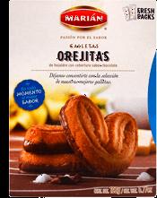 Galletas Marián Orejitas Con Chocolate 192 g