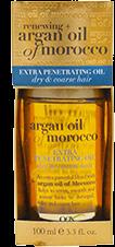 Aceite Organix Capilar Extra Penetrante Aceite de Argan 100 mL