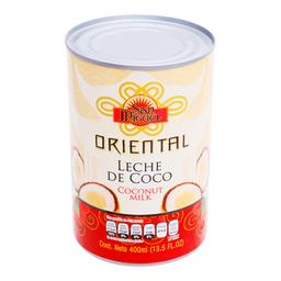 Leche de Coco Oriental Gourmet 400 g