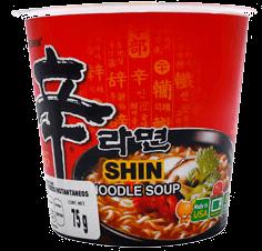 Fideo Instantáneo Nongshim Noodle Shin Bowl 75 g
