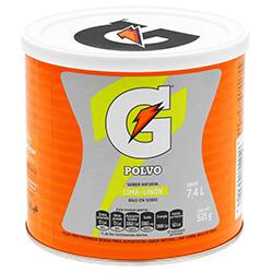 Polvo Para Bebida Hidratante Gatorade Lima Limón 521 g