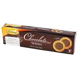 Galleta Roland Tartaleta Chocolate 200 g