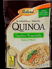 Quinoa Roland Garden Vegetales 155 g