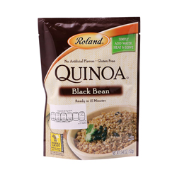 Quinoa Roland Frijol Negro 155 g