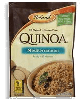 Quinoa Roland Mediterráneo 155 g