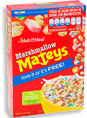Mateys Cereal