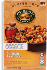 Cereal Natures Path Sunrise Miel 300 Gr 300 g