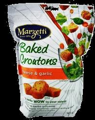 Crutones Marzetti Cheese & Garlic 142 g