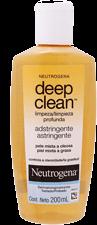 Astringente Neutrogena Deep Clean 200 mL