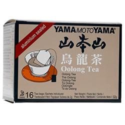 Té Yamamotoyama de Oolong 16 U