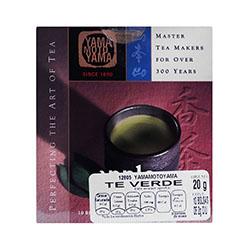 Té Verde Yamamotoyama Con Manzana Verde 10 U