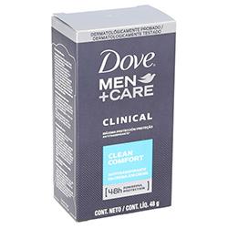 Antitranspirante Dove Men+Care Clinical en Crema 48 g
