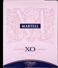 2 u Cognac Martell X.O. 700 mL