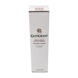 Whisky Glen Grant Single Malt 700 mL