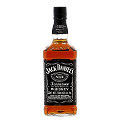Whisky Jack Daniel''s Tennessee Botella 700 mL