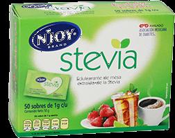 Sustituto de Azúcar Stevia 50 g