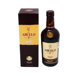 Ron Abuelo 7 Años Botella 750 mL