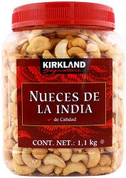 Nueces De La India Kirkland Signature 1.1 Kg