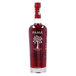 Licor de Granada Pama Botella 750 mL