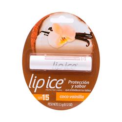 Protector labial Lip Ice Coco Vainilla 3.5 g