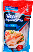 Filete de Tilapia Neptuno 600 g