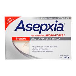 Asepxia Jabón Neutro 100Gr