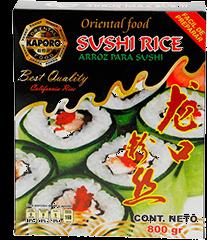 Arroz Kaporo para Sushi 800 g