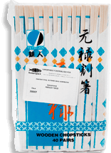 Palillos Para Sushi Kaporo 40 U