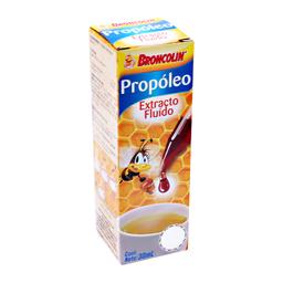 Jarabe Broncolin Propoleo Extracto Fluido 30 mL