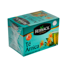 Té Herbacil Árnica 25 U
