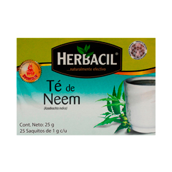 Té Herbacil de Neem 25 U