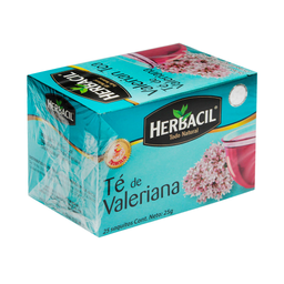 Té Herbacil Valeriana 25 U