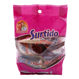 Dulce de Leche Las Sevillanas Surtido 260 g
