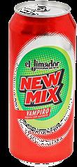 Bebida Preparada New Mix Vampiro 476 Ml