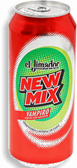 Bebida Preparada New Mix Vampiro 476 mL