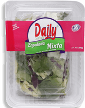 Ensalada Mixta Daily Salad Lista Para Comer 500 g